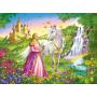 Ravensburger - Princes met paard (200XXL)