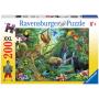 Ravensburger - Dieren in de jungle (200XXL)
