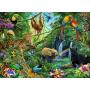 Dieren in de jungle (200XXL)
