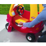 Little Tikes Cozy Coupe rood
