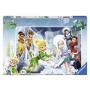 Ravensburger Kinderpuzzel - Disney Winter Fairies (100XXL)