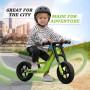 BERG Biky Loopfiets Mini Green