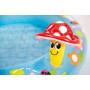 Intex Baby Zwembad Paddenstoel - 102 x 89 cm