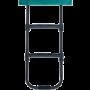BERG Trampoline Ladder XL (voor 95cm)