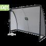 Exit Finta Goal (300x220x90cm)