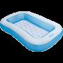 Intex Baby Zwembad Rechthoek Blauw 166 x 100 x 28 cm - (57403)