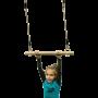 KBT - Hardhouten Trapeze met 'natuurlijk' PH touw