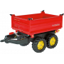 Rolly Toys - rollyMega Trailer rood