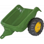 Rolly Toys - rollyKid Trailer groen