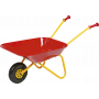 Rolly Toys - Kruiwagen Metaal Rood
