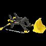 Rolly Toys - rollyTrac Lader zwart
