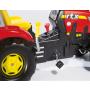 Rolly Toys - RollyX-Trac met versnellingen en handrem