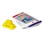 Rush Hour thinkfun aanvulset 4 Gele Taxi met 40 uitdagingskaarten